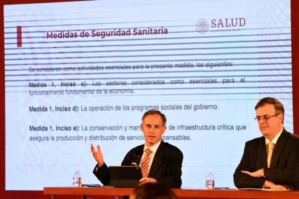 ¡EN LA EMERGENCIA SANITARIA LOS TRABAJADORES SE VAN A CASA EN ABRIL, ¡PERO CON SUELDO ÍNTEGRO!