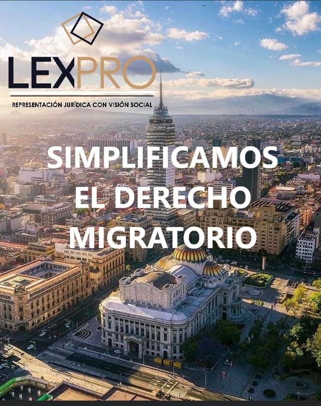 Servicios Jurídicos en Materia Migratoria.