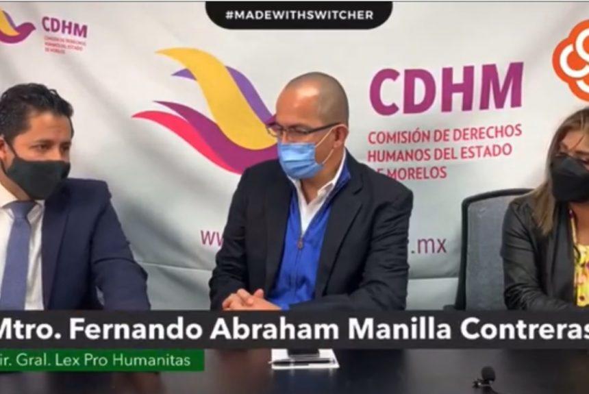 Continua batalla de Lex Pro Humanitas contra la violencia obstétrica, ahora en Morelos.